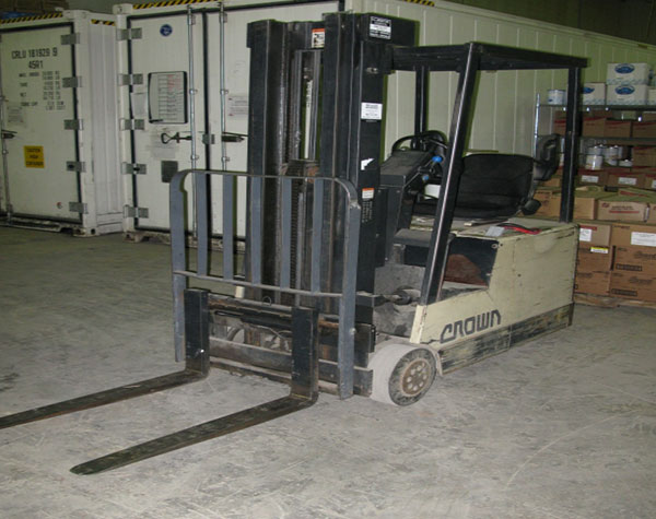 Forklifts For Sale Miami